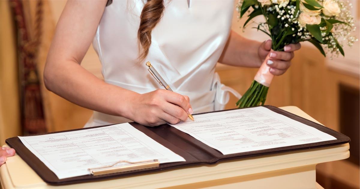documenti per sposarsi in chiesa